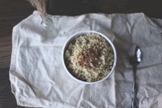 Post image for Healthy Quinoa Recipe: My Go-To Winter Breakfast