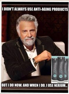 I love my skin!  Do you love yours…let me help you love yours….30 day money back guarantee…order yours now and start off the New Year refreshed…. GET YOURS NOW! http://www.getyoursnow.nerium.com