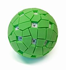 Panoramic Ball Camera - be sure to watch the video !!!  Amazing!