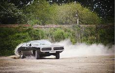 muscle car drift