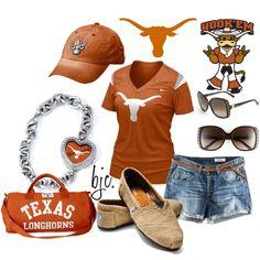 Texas Longhorns <3