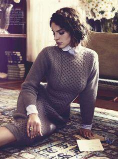 Lana Del Rey Vogue Australia october 2012