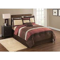 Cannon -Maddox 4 pc Microsuede Queen Comforter Set comfort set, cannon maddox, living rooms, 4pc comfort, queen comfort, colors, comforter sets, comfort collect, comforters