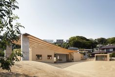 Double Roof House /