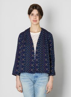 Couverture and The Garbstore - Womens - Ace & Jig - Camden Cardigan