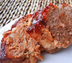 Meatloaf on Pinterest