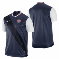 US Soccer 12/13 away jersey