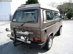Ultimate Adventure Rig: The Four-Wheel-Drive VW Camper Van | adventure journal