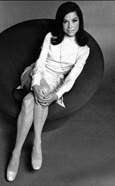 Mary Tyler Moore as Mary Richards