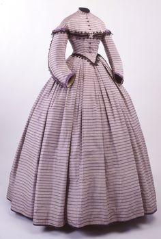 Dress, 1864