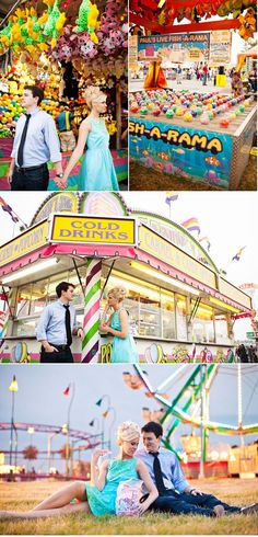 carnival! Engagement