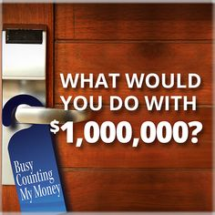 What Would You Do With $1,000,000?Now through 9/15, enter for a chance to win up to $1,000,000! 2 winners will each receive a $500 debit card and travel for 2 to the Event Prize Drawing, with a chance to win up to $1,000,000 at http://wyndhamrewards.com/win/. No purchase necessary.