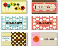 free candy-bar wrapper printables