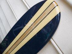 Surfboard wall hanging surfboard wall art 4 by FLYONEBOARDSHOP