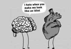 head and heart battle