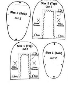 Sewing Pattern Adults Polar Fleece Booties Pattern Green Pepper Patterns Gp 302 moreover Green also  as well 155233518378619544 besides Flannel Baby Shoes Pattern. on fleece slipper patterns