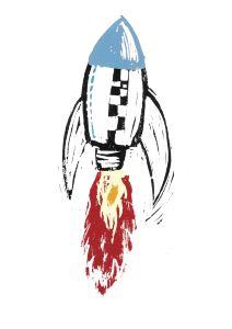 rocket power!