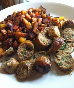 Forktacular: Sweet Potato Hash
