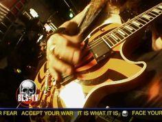 Music video by Zakk Wylde, Black Label Society performing Fire It Up. (C) 2009 Zakk Wylde. Under exclusive license to Eagle Rock Entertainment Ltd.