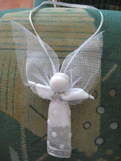 """""""Christmas Angel"""" DIY"""