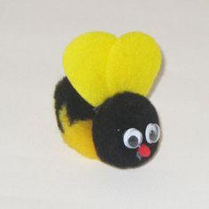 Pom Pom Crafts (bee)