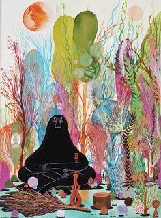 Paintings: Collector series : ØIVIN HORVEI 2013