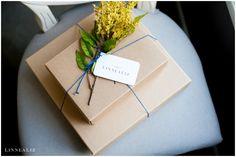 Photo packaging LinneaLiz Photography