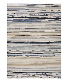 Take a look at this Classic Gray Abstract Rug by Jaipur Rugs on #zulily today!