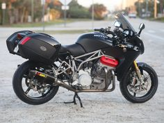 MOTUS MOTORCYCLES - The MST V4 Sport Tourer