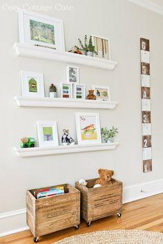 Cozy.Cottage.Cute.: Little Ninja's Nursery