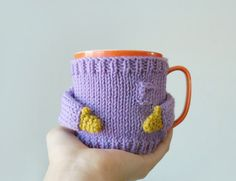 A mug sweater to keep their favorite cup cozy and cute.