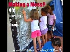 learning to Clean for Toddlers in a fun way, lifeskills and Chores