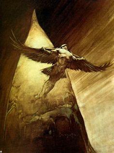 Icarus #Greek, #Mythology