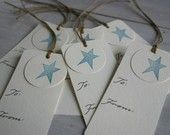 you're a star - gift tags