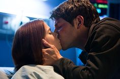 The Kiss? TV. Grimm!