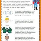"""Thank you for viewing my product! Use this poster to teacher your students the importance of """"whole body listening"""".  This poster teaches your stud..."""