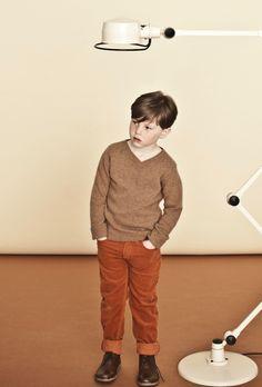 Karel Balas / Milk Magazine / French Children