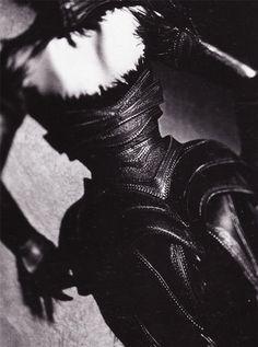 Samurai style armour