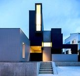 Scape House curates lakeside views with clustered cubes: http://bit.ly/1nZtJsa