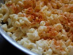 Deviled Egg Pasta Salad. 1 pound elbow macaroni 3 cups Miracle Whip or mayonnaise 2 tablespoons yellow mustard 1 teaspoon white vinegar Salt and pepper to taste 6 hard-boiled eggs, peeled and chopped 1/4 to 1/2 cup dill pickle relish (depending on how pickle-y you like it) Paprika