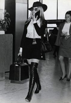 Style Inspiration Brigitte Bardot Style. All this seasons favorite trends.