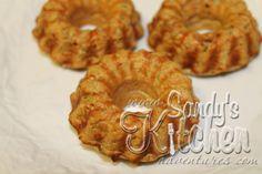 Sandy's Kitchen: Zucchini Bread