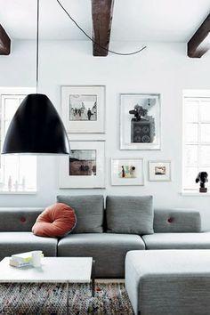 lamp / living room