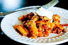 crock pot, ziti crockpot, pasta, weeknight dinners