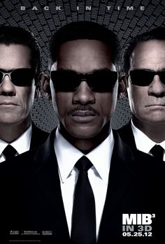 Men In Black 3 (2012 film)