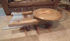 Enterprise coffee table