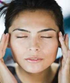 """If You Want to Age Well: DIY Natural Acupressure Facelift 