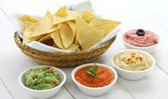 5 Easy Dips to Make on Football Sunday: http://www.thedailymeal.com/5-easy-dips-make-football-sunday