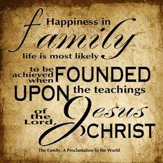 Family & Faith
