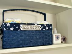 Baby Boy Nautical Nursery - Project Nursery